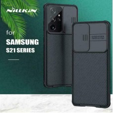 Nillkin Camshield Pro Case For Samsung S21 Black