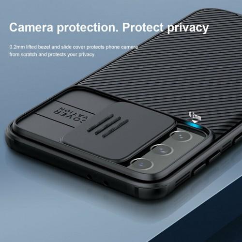 Nillkin Camshield Pro Case For Samsung S21 Plus Black