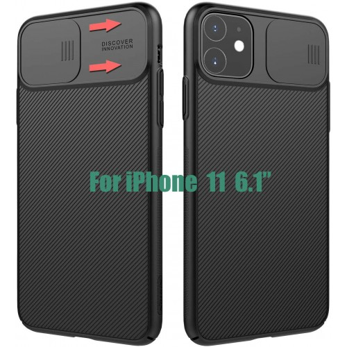Nillkin Camshield Pro Case For iPhone 11 Black
