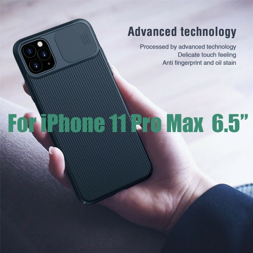 Nillkin Camshield Pro Case For iPhone 11 Pro Max Black
