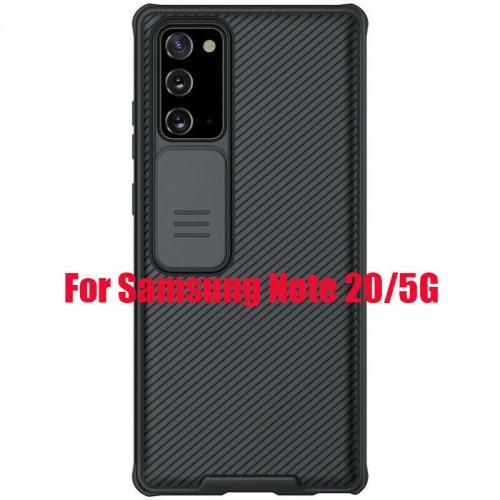 Nillkin Camshield Pro Case For Samsung Galaxy Note 20 Black