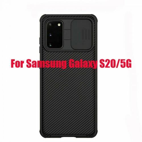 Nillkin Camshield Pro Case For Samsung Galaxy S20/S20 5G Black