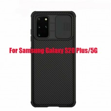 Nillkin Camshield Pro Case For Samsung Galaxy S20 Plus/S20 Plus 5G Black