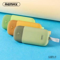 Portable 5000mAh Mini Power Bank Dual USB Candy Color For Huawei Samsung Android Orange