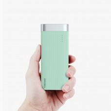 Baseus 10000mAh Portable Power Bank Fast Charger For Samsung Galaxy S20 S10 S9+ Green