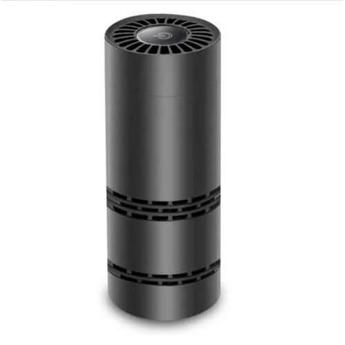 K200 Car Air Purifier Silver