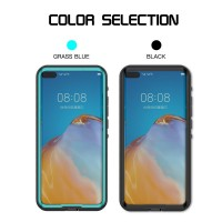 Redpepper Professional Waterproof Case For Huawei Mate 20 Pro Blue