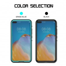 Redpepper Professional Waterproof Case Dot Series For Huawei P30 lite Blue