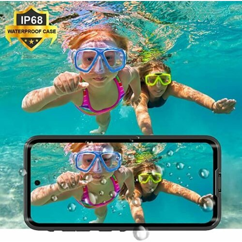Redpepper Professional Waterproof Case Dot Series For Samsung S20 Ultra Black