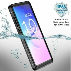 Redpepper Professional Waterproof Case Dot Series For Samsung S10 Black