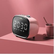 REMAX RB-M52 Accord Desktop Bluetooth Speaker Pink