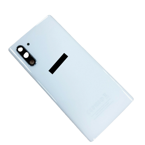 For Samsung Galaxy Note 10/5G N970F/DS-Rear Glass Battery Back Cover Replacement White