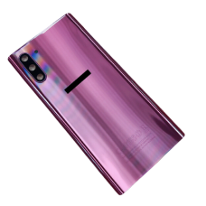 For Samsung Galaxy Note 10/5G N970F/DS-Rear Glass Battery Back Cover Replacement Purple