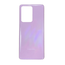 For Samsung Galaxy S20 Ultra/5G Rear Glass Battery Back Door Cover Replacement Pink