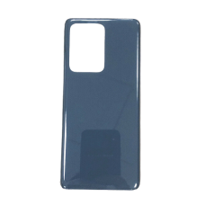 For Samsung Galaxy S20 Ultra/5G Rear Glass Battery Back Door Cover Replacement Grey