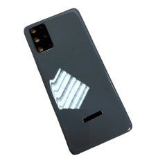 For Samsung Galaxy S20 Plus /5G Rear Glass Battery Back Housing Cover+Camera Grey
