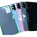 For Samsung Galaxy S20 Plus /5G Rear Glass Battery Back Housing Cover+Camera Black