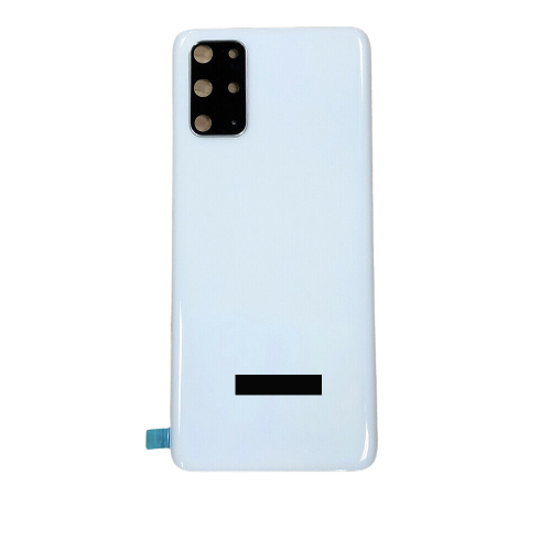 For Samsung Galaxy S20 Plus /5G Rear Glass Battery Back Housing Cover+Camera White