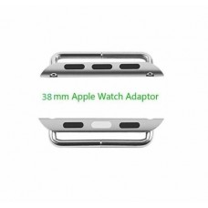 Stainless Steel Watch Band Connection Adapter for Apple Watch iWatch 38mm