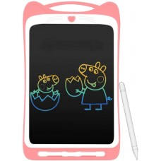 HB91 Cat Ears With lock 8.5 Inch Colour LCD Writing Board Pink