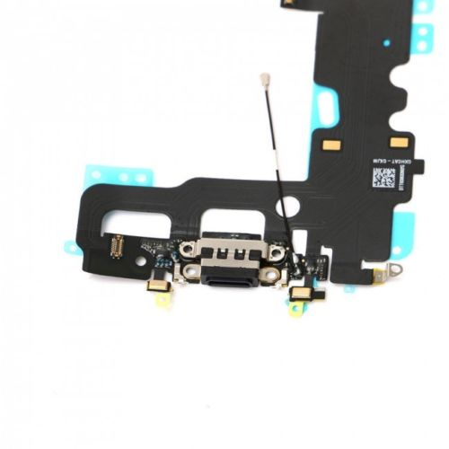 For iPhone 7Plus OEM Charging Flex Cable Dock Port Ribbon Replacement Part Black