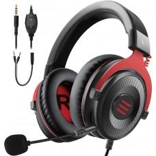 EKSA E900  Wired Gaming Headphone Black