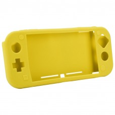Silicone Case for Nintendo Switch lite Soft Full Body Shock Protective Cover UK Yellow