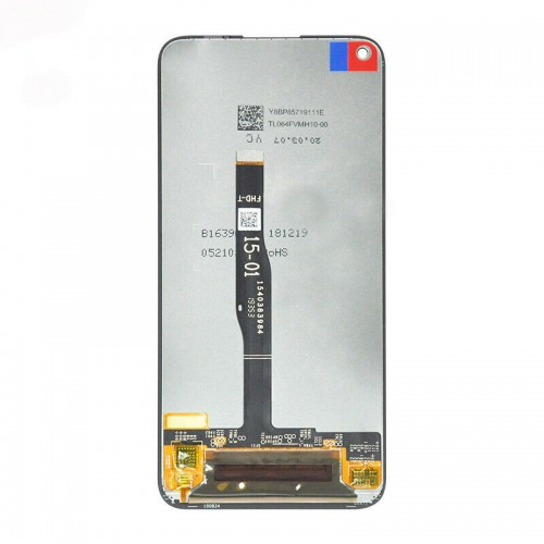 Original For Huawei P40 Lite LCD Display Touch Screen Digitizer Replacement Black