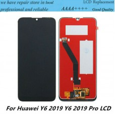 For Huawei Y6/Y6 Prime/Y6 Pro (2019) LCD Display Touch Screen Replacement OEM Black