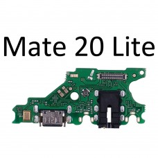 For Huawei Mate 20 Lite USB Charging Port Dock Mic Connector Flex Cable Board