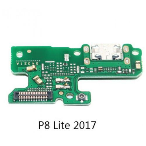 Huawei P8 Lite 2017 PRA-LX1 USB Charging Port Connector Mic Flex Cable