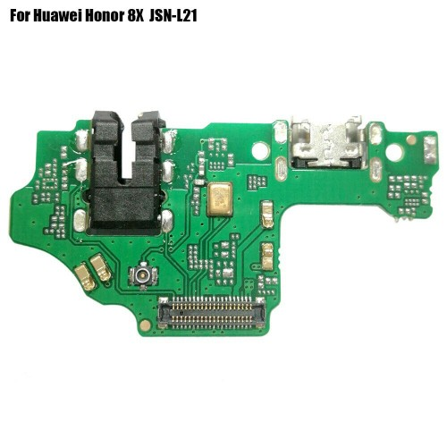 For Huawei Honor 8X USB Charging Port Connector Dock Mic Flex Cable PCB Board