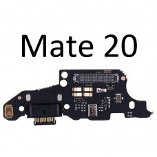 For Huawei Mate 20 Charging Port Dock Connector Flex Cable Microphone PCB Board