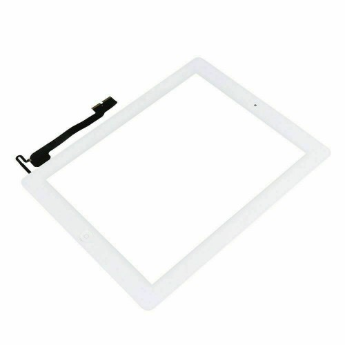 For iPad 4 A1458 A1459 A1460 Touch Screen Glass Digitizer Replacement White OEM