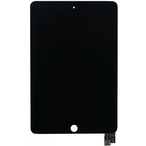iPad Mini 5 Replacement Touch Screen Digitiser With LCD Assembly Black