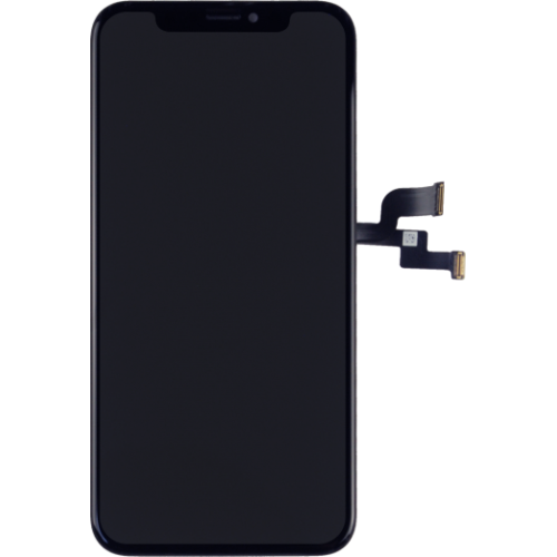 MP⁺ iPhone X Replacement OLED Touch Screen Black