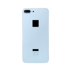 For iPhone 8 Plus Metal Frame Back Chassis Housing Rear Glass Cover Replacement White