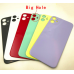 """Big Hole-Rear Glass Battery Back Cover Replacement For iPhone 11 6.1"""" Purple"""