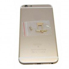 Original Metal Battery Back Housing Rear Cover Replacement For iPhone 6 Gold