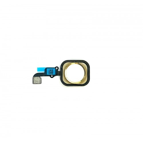 Home Button Flex Cable Touch ID Assembly for iPhone 6/6plus Gold