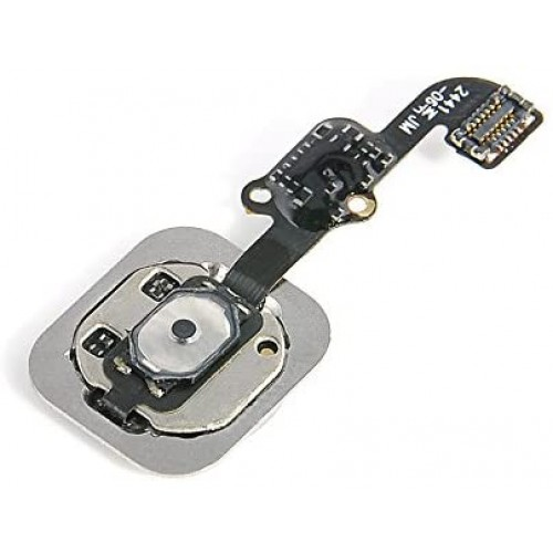 Home Button Flex Cable Touch ID Assembly for iPhone 6/6plus White