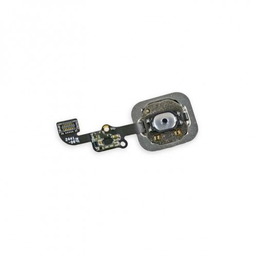Home Button Flex Cable Touch ID Assembly for iPhone 6/6plus Black