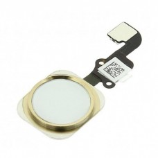 Home Button Flex Cable Touch ID Assembly for iPhone 6s/6s plus Gold