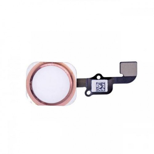 Home Button Flex Cable Touch ID Assembly for iPhone 6s/6s plus Rose Gold