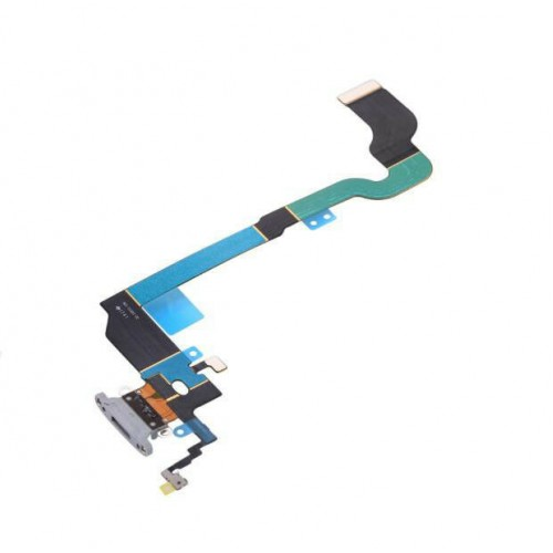 For Apple iPhone X Dock Charging Port Connector Mic Flex Cable Replacement