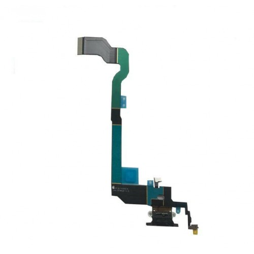 Original USB Dock Charging Port Charger Mic Flex Cable Replacement For iPhone X Original