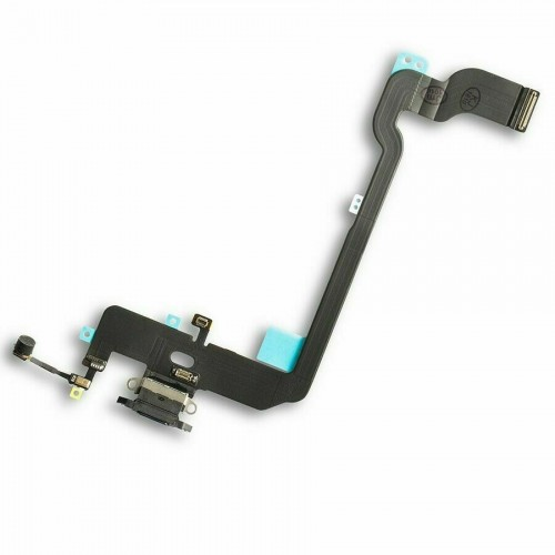 iPhone XS Charging Port Connector Replacement Microphone Flex Cable