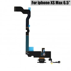 Original iPhone XS Max Charging Port Connector Replacement Microphone Flex Cable