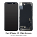 For iPhone 12 Mini OLED Display LCD Touch Screen Digitizer +Frame