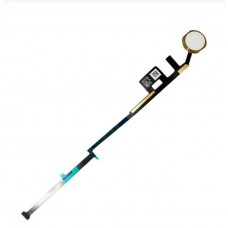 """For iPad 7th Gen 10.2"""" 2019 Home Button Key Connector Flex Cable A2197/98 A2200 White"""